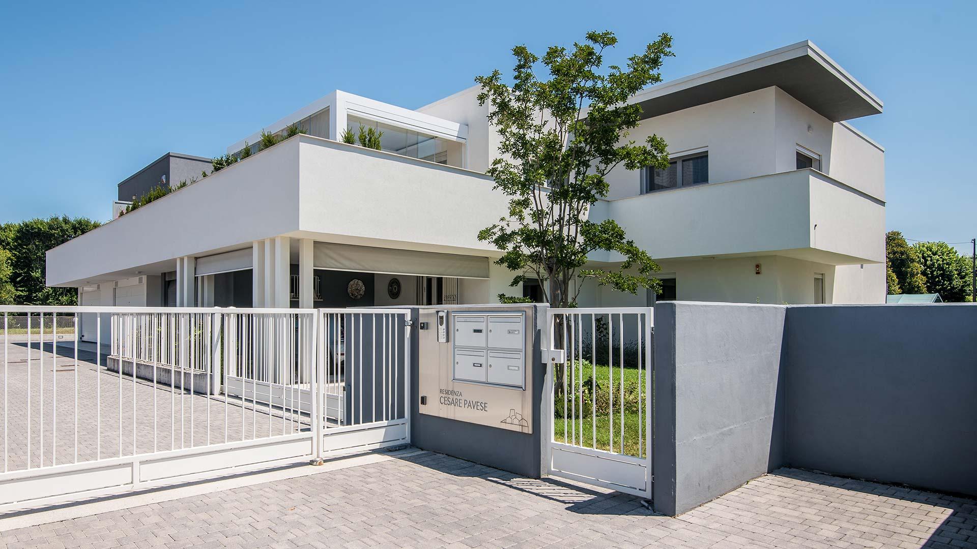 Costruzione Case Classe A4 Vigodarzere Residenza Cesare Pavese Esterno, Fam Real Estate